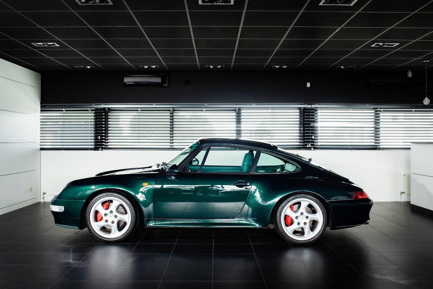 Porsche 993 Carrera 4s Verkocht