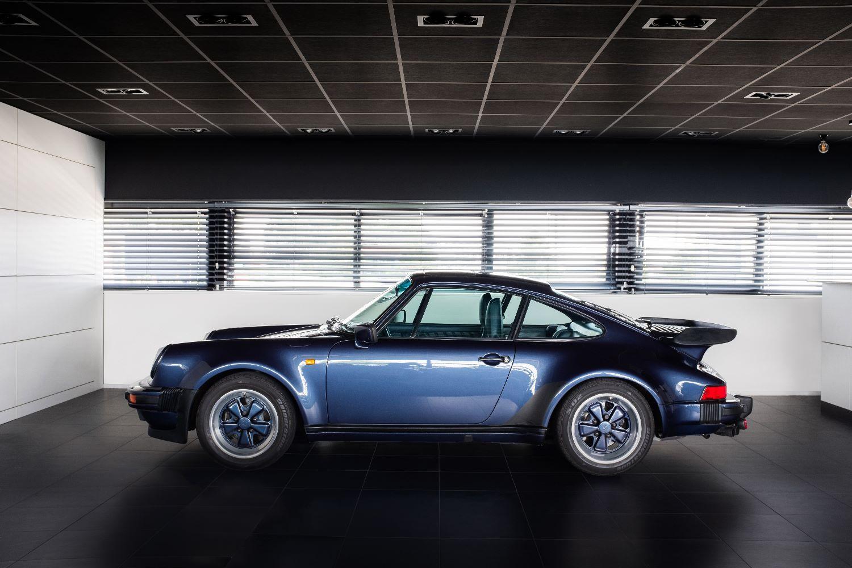 Porsche 911 930 Turbo Verkocht