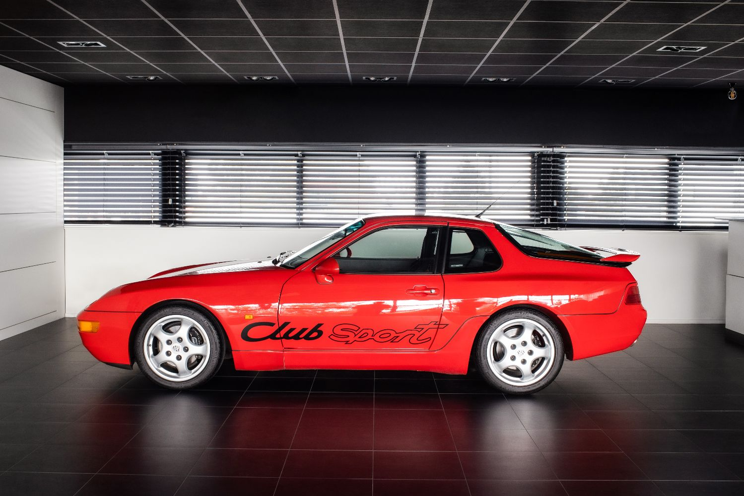 Porsche 968 Club Sport Verkocht