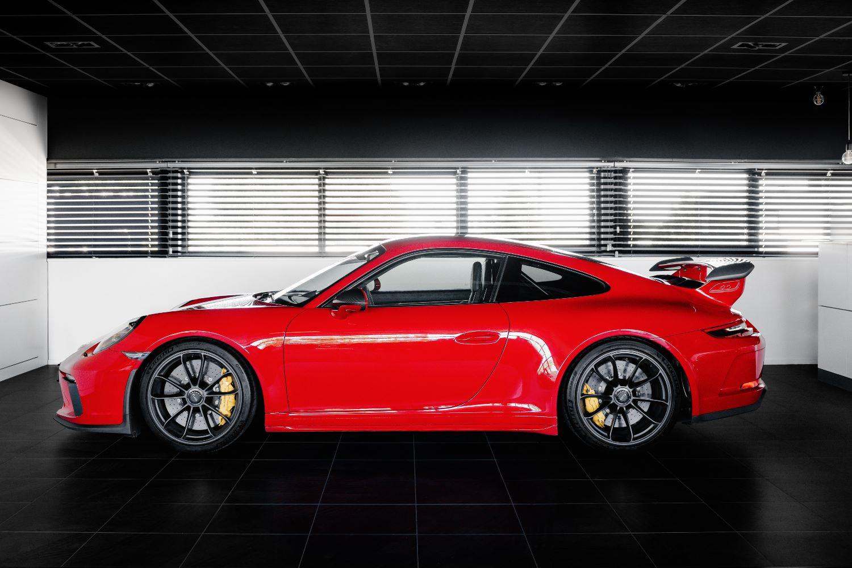 Porsche 991  GT3 Club Sport Handgeschakeld Verkocht