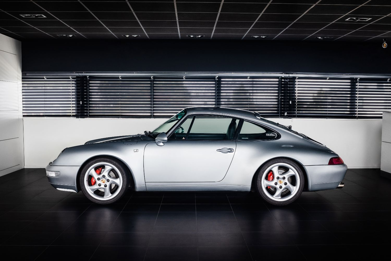 Porsche 993 Carrera 2 Tiptronic