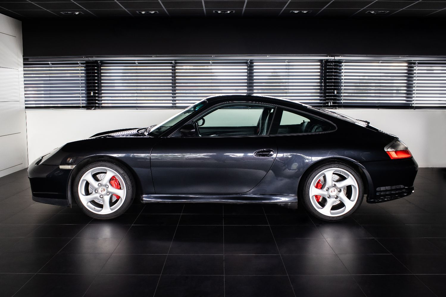 Porsche 996 Carrera 4s tiptronic verwacht