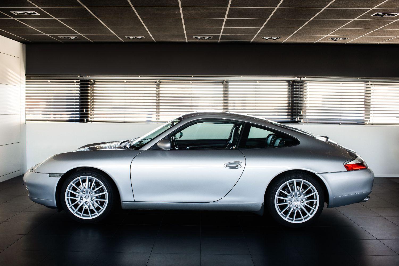 Porsche 996 Carrera 2 Handgeschakeld