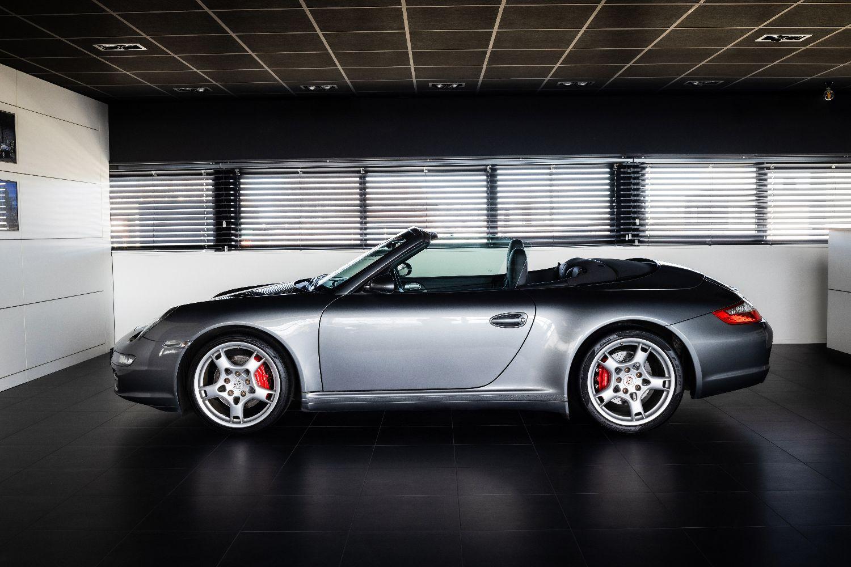 Porsche 997 4s Cabriolet Handgeschakeld Verkocht