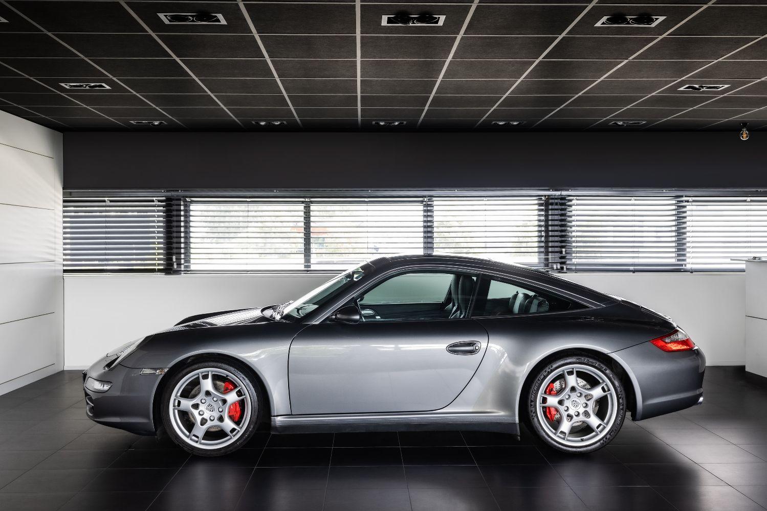 Porsche 997 4s Targa tiptronic