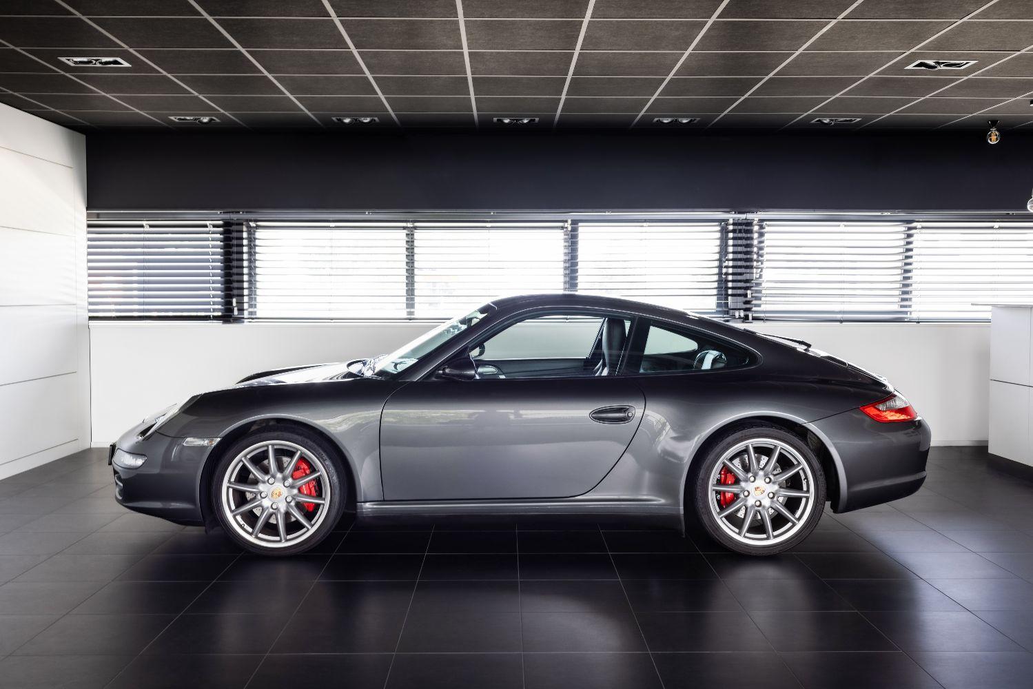Porsche 997 4s Coupe