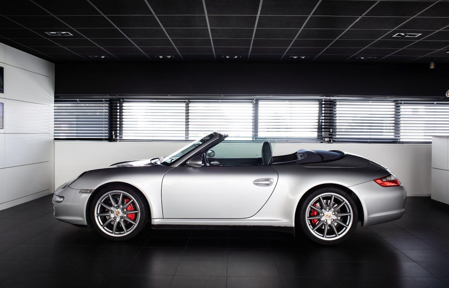 Porsche 997 4s Cabriolet Verkocht