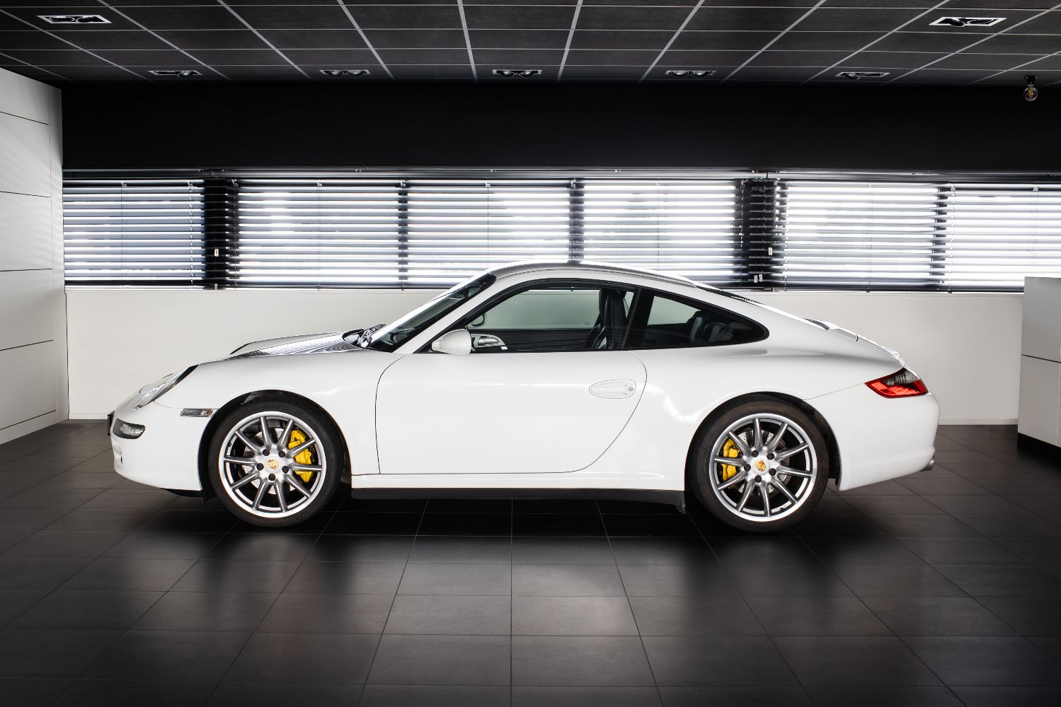 Porsche 997 Carrera 4s tiptronic verkocht