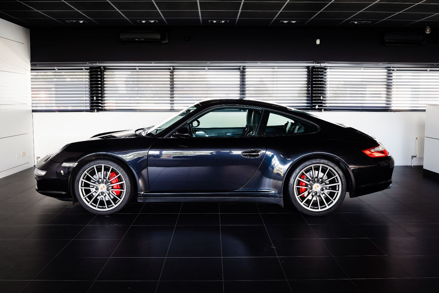 Porsche 997 Carrera 4s Handgeschakeld