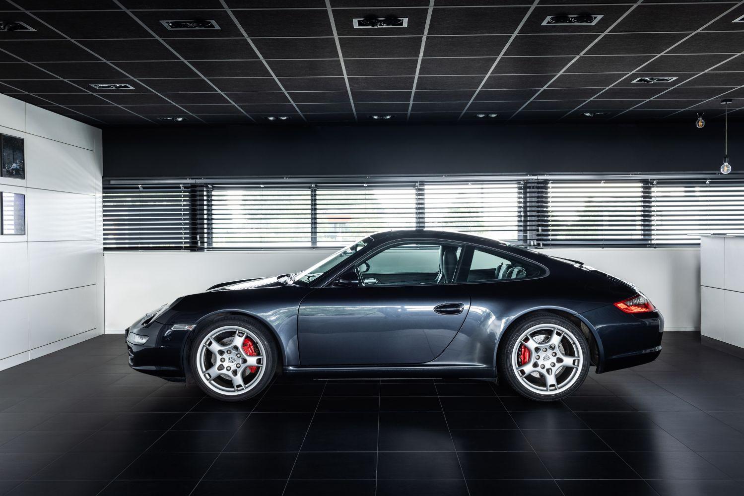 Porsche 997 S Tiptronic