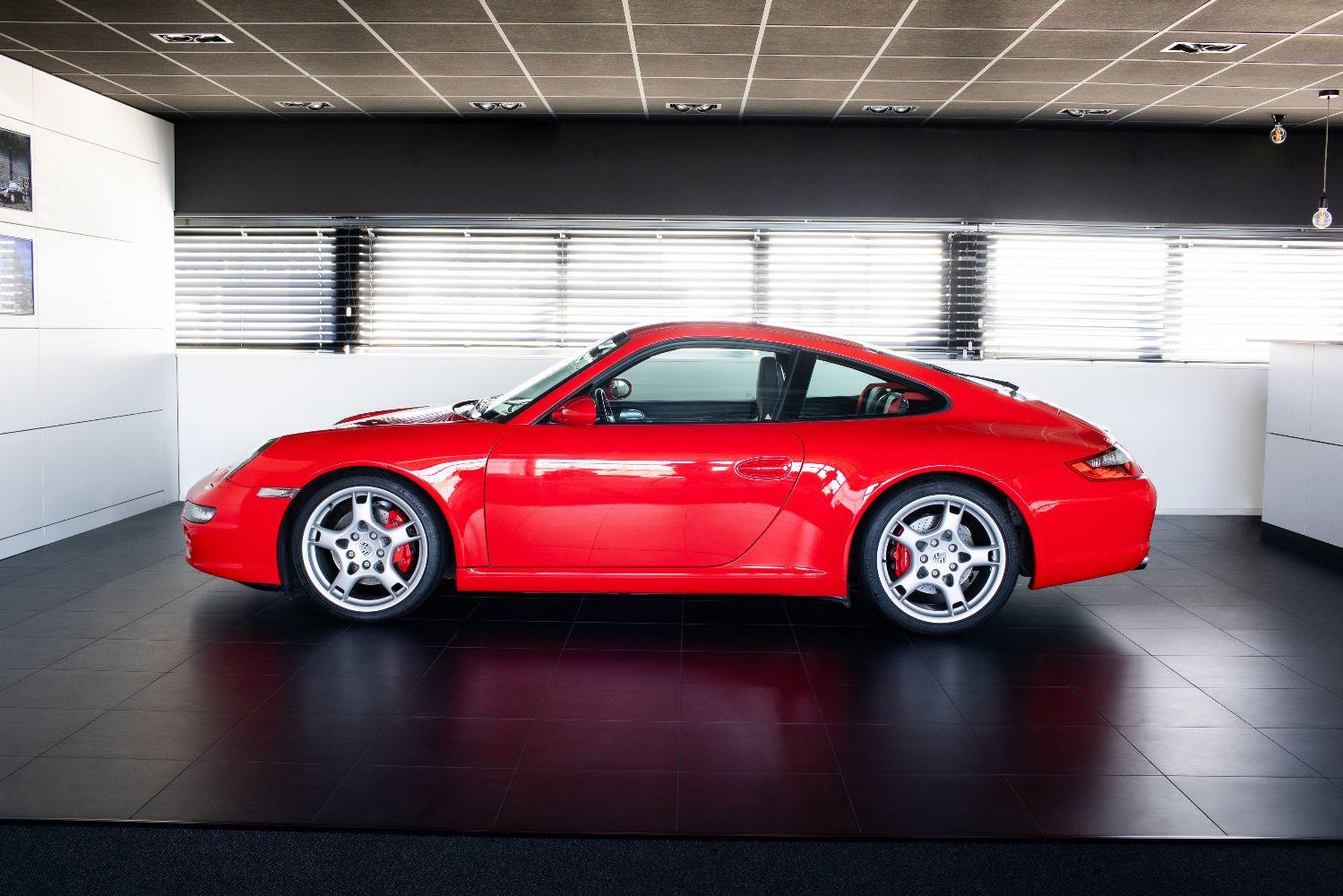 Porsche 997 S Handgeschakeld