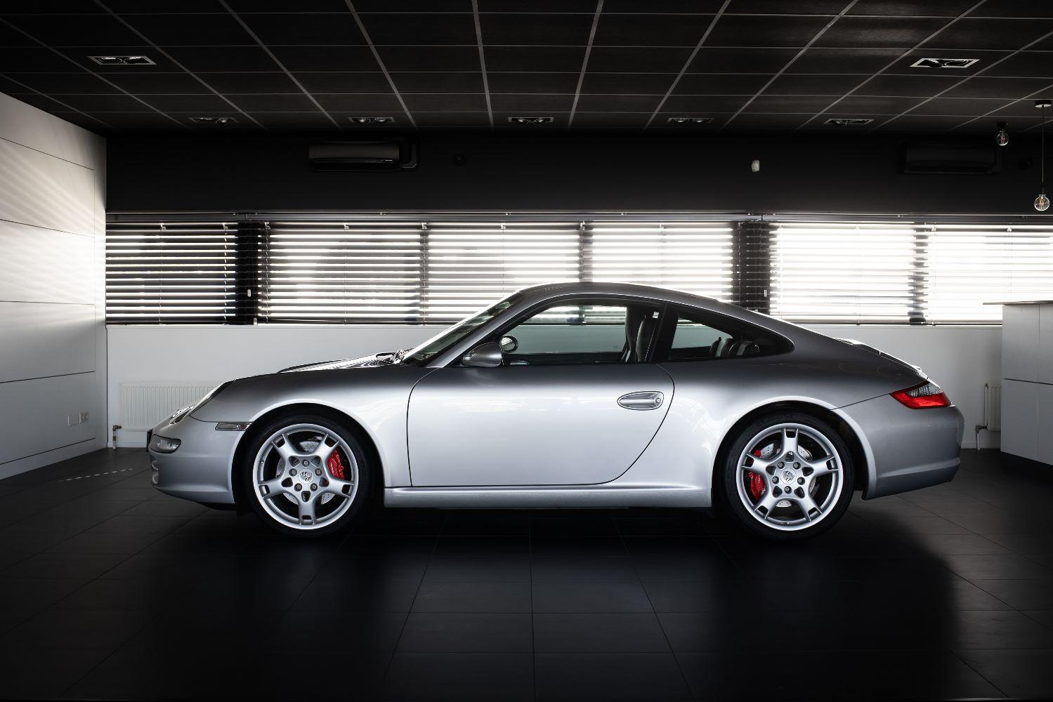 Porsche 997 Carrera S handgeschakeld