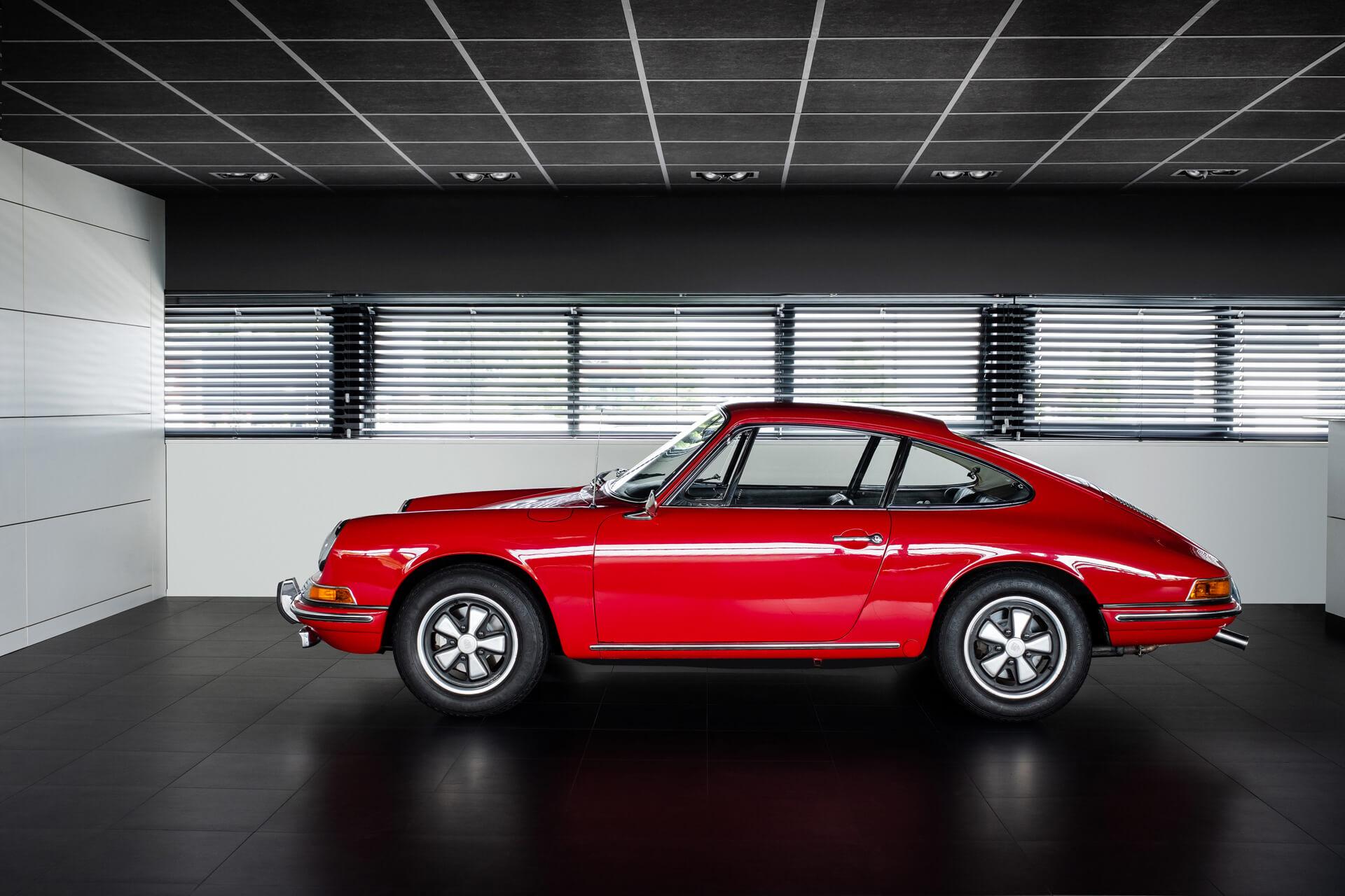 Porsche 912 Verkocht