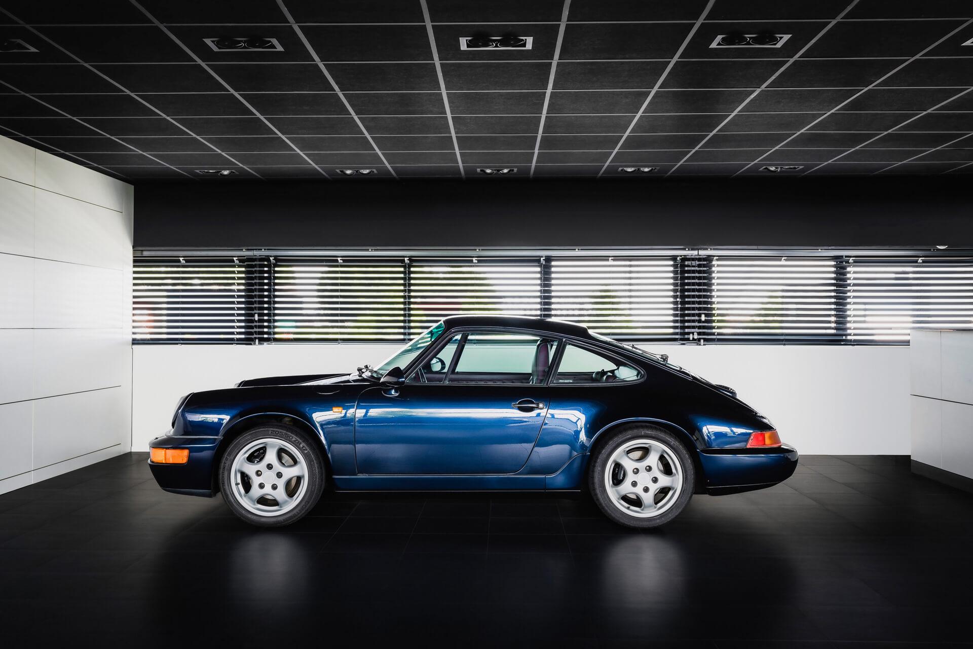 Porsche 964 Carrera 4 VERKOCHT
