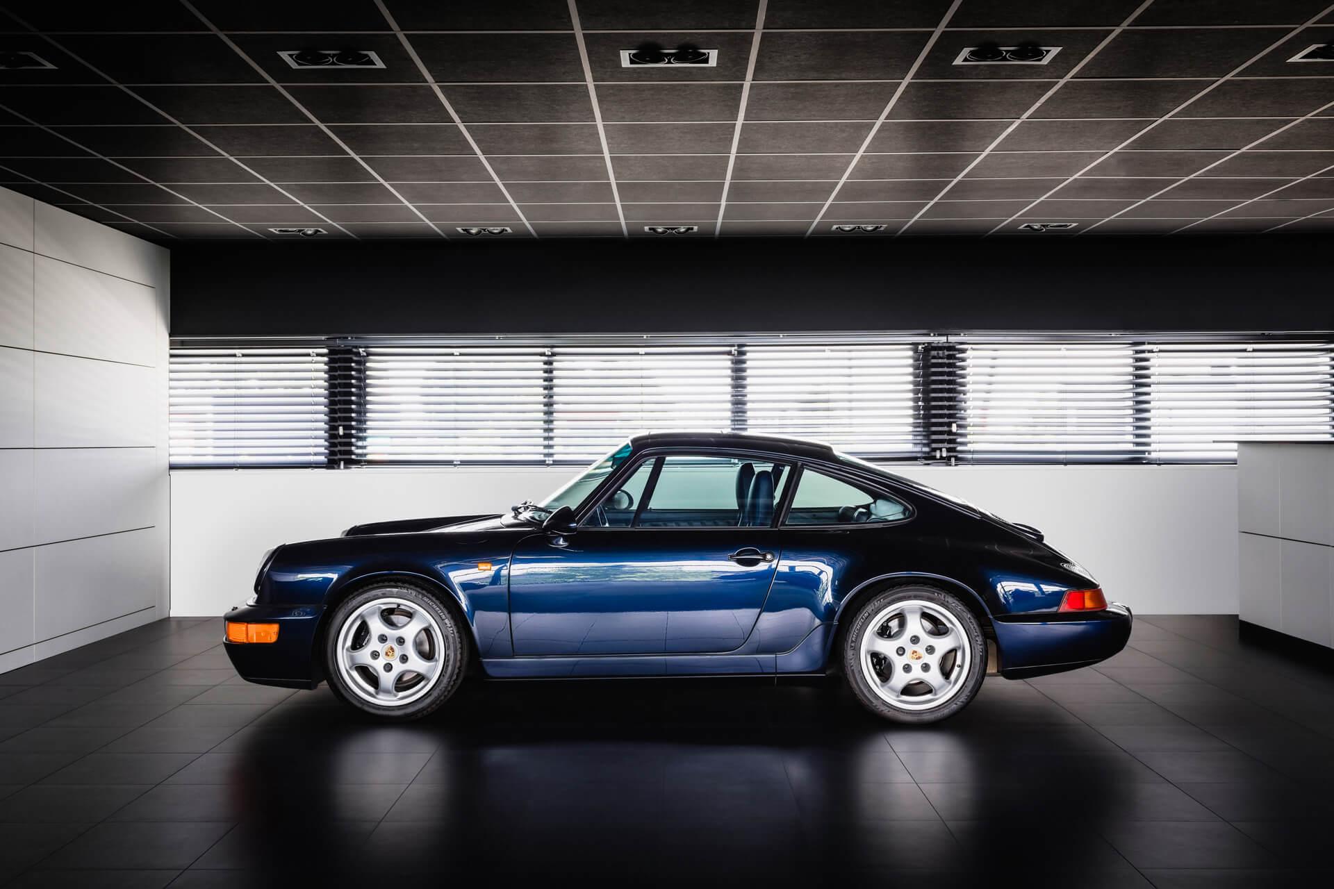 Porsche 964 Carrera 2 VERKOCHT
