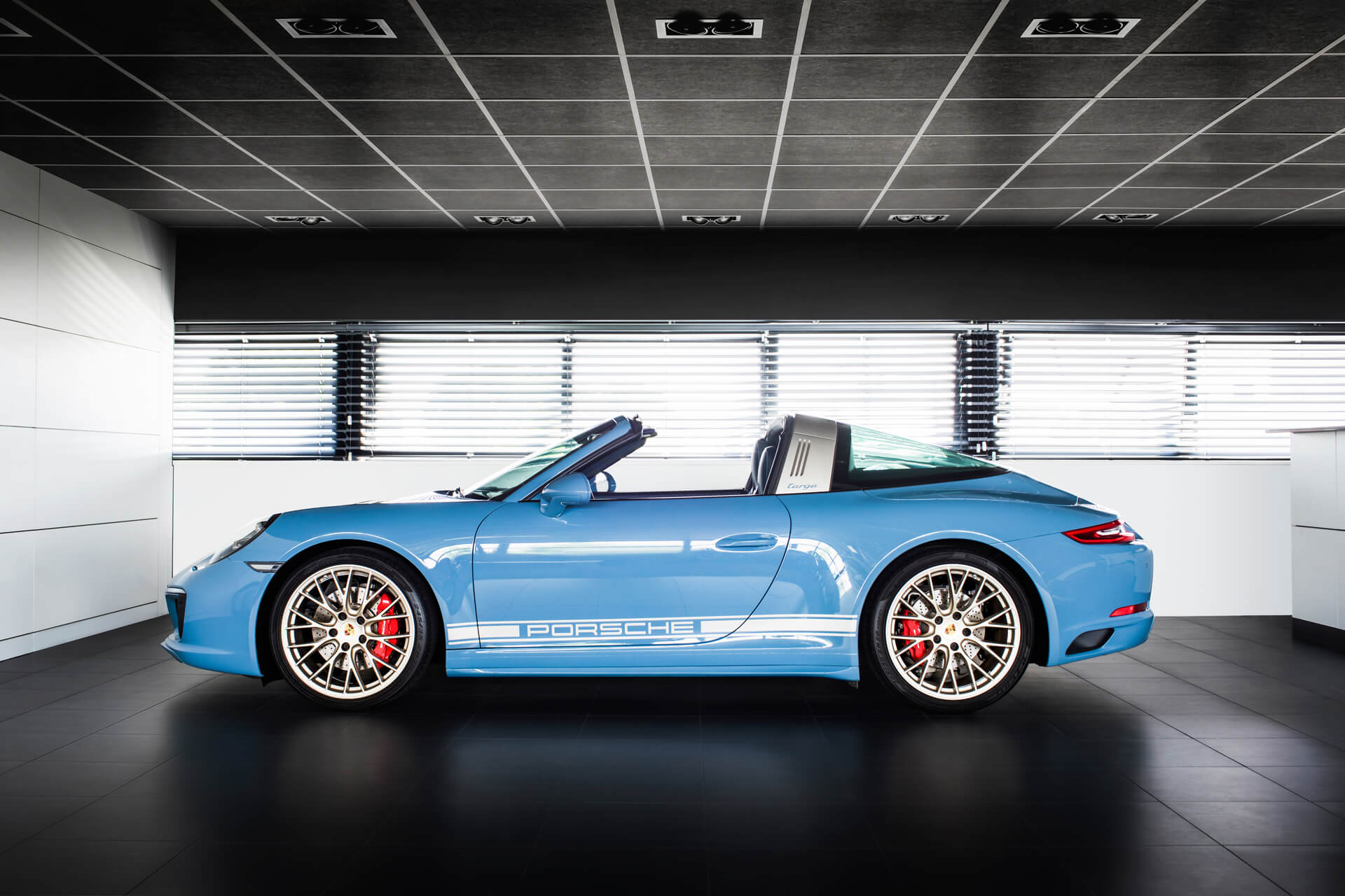 Porsche 991 Targa 4S Exclusive Design Edition