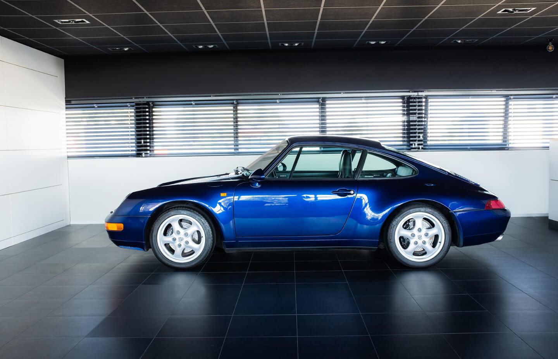 Porsche 993 Carrera 2 VERKOCHT