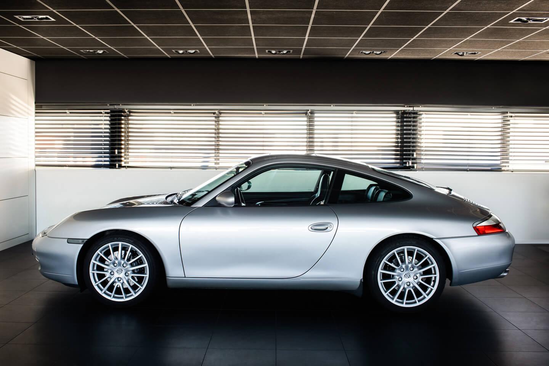 Porsche 996 Carrera 2 Verkocht