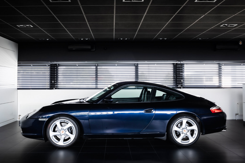 Porsche 996 Carrera 2 Tiptronic