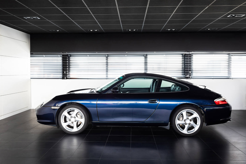 Porsche 996 Carrera 4 Verkocht