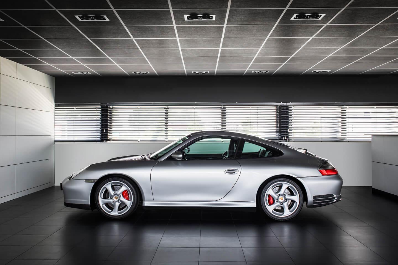 Porsche 996 Carrera 4s Handgeschakeld Verkocht
