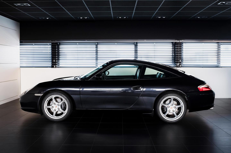 Porsche 996 Targa VERKOCHT