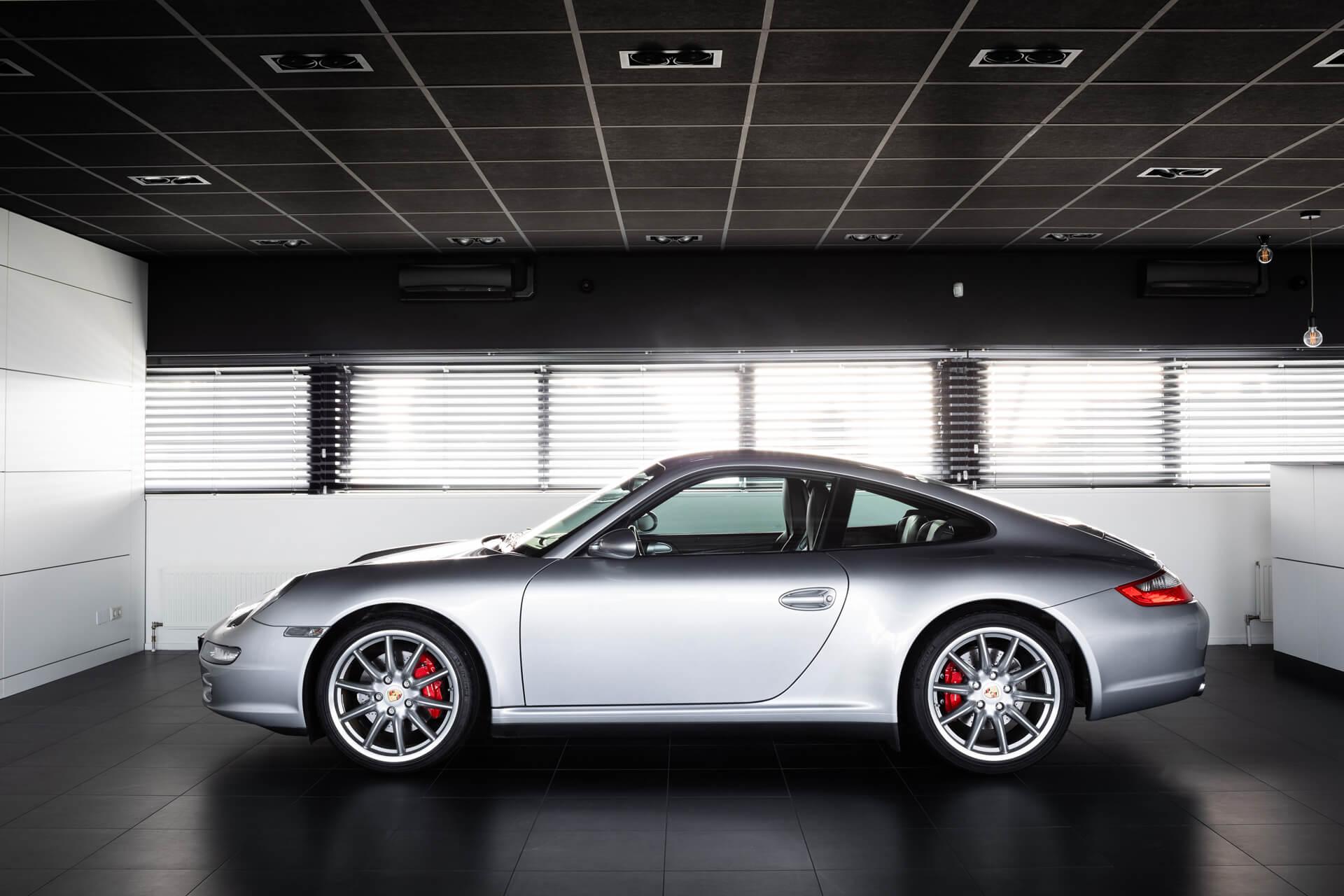 Porsche 997 Carrera 4s VERKOCHT