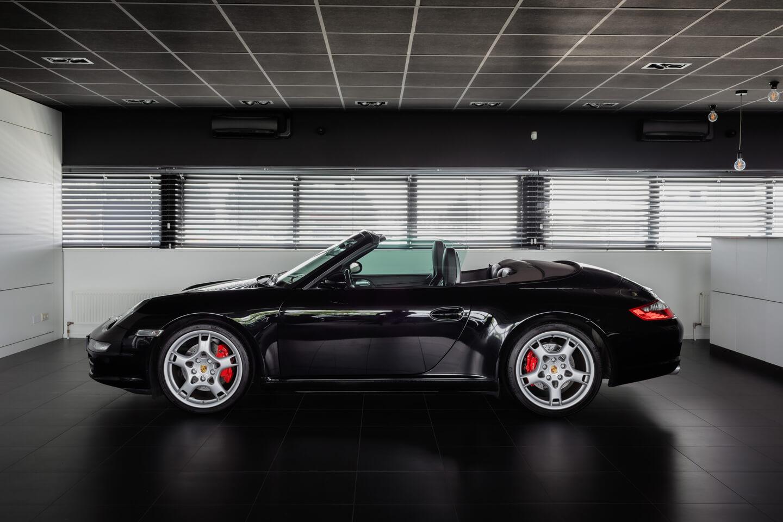 Porsche 997 Carrera S cabriolet handgeschakeld