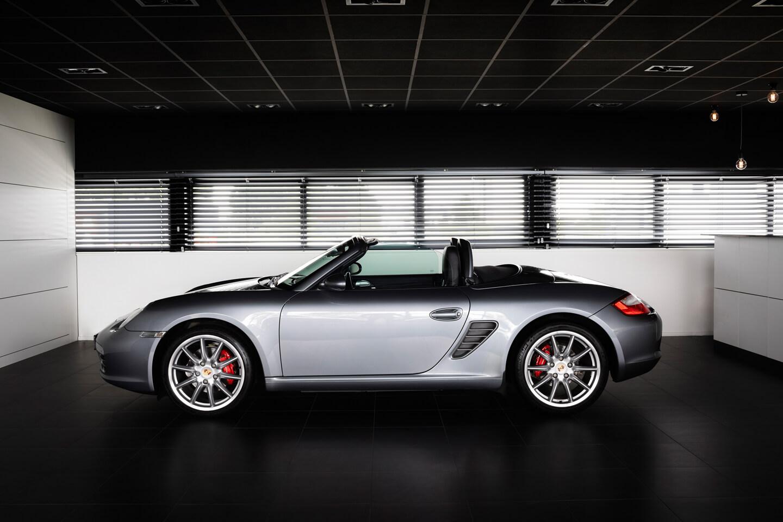 Porsche Boxster 3.2 S Verkocht