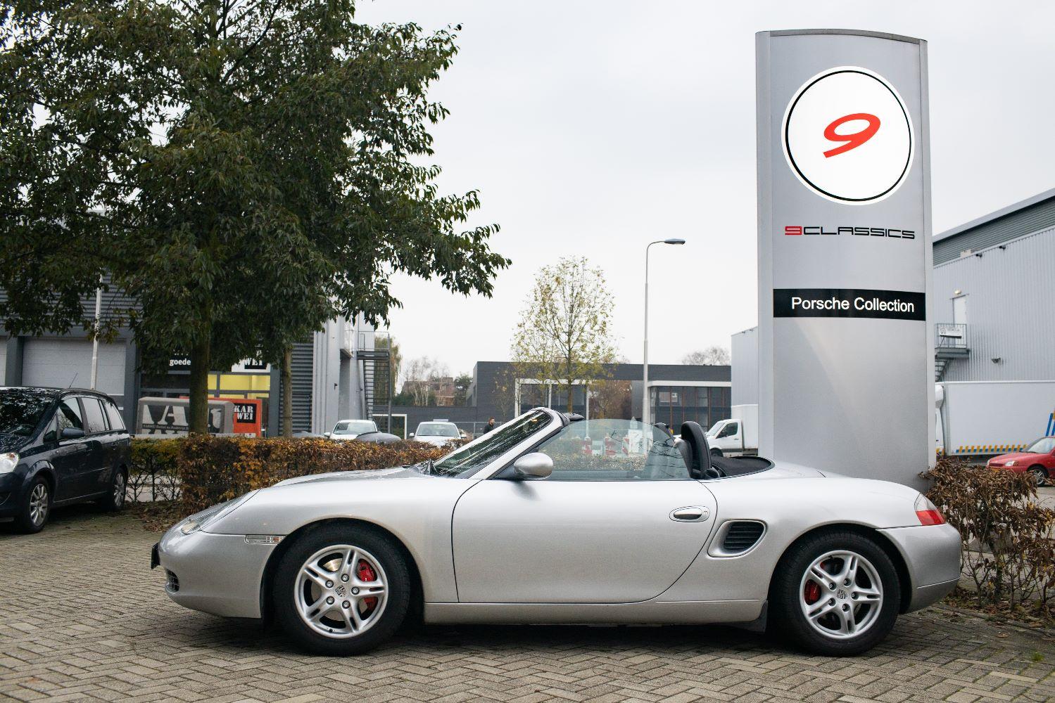 Porsche Boxster Verkocht