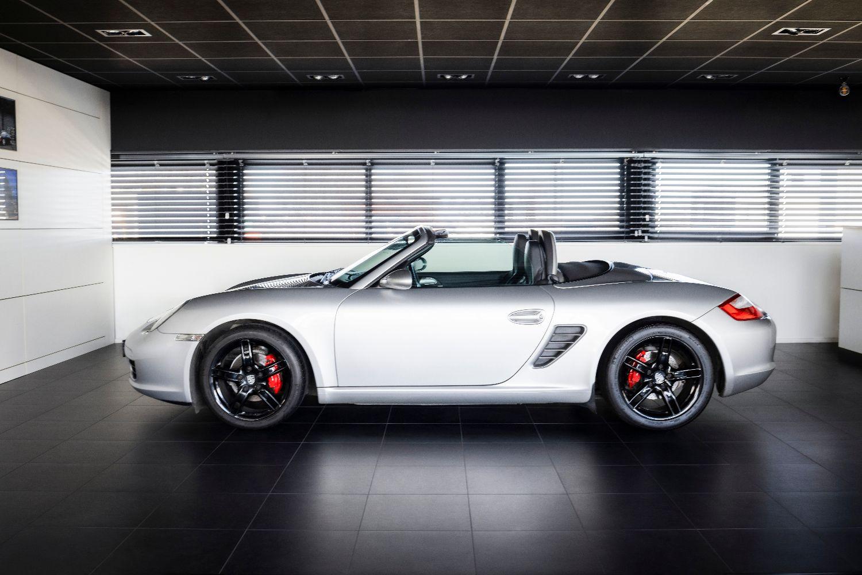 Porsche Boxster 2.7 handgeschakeld