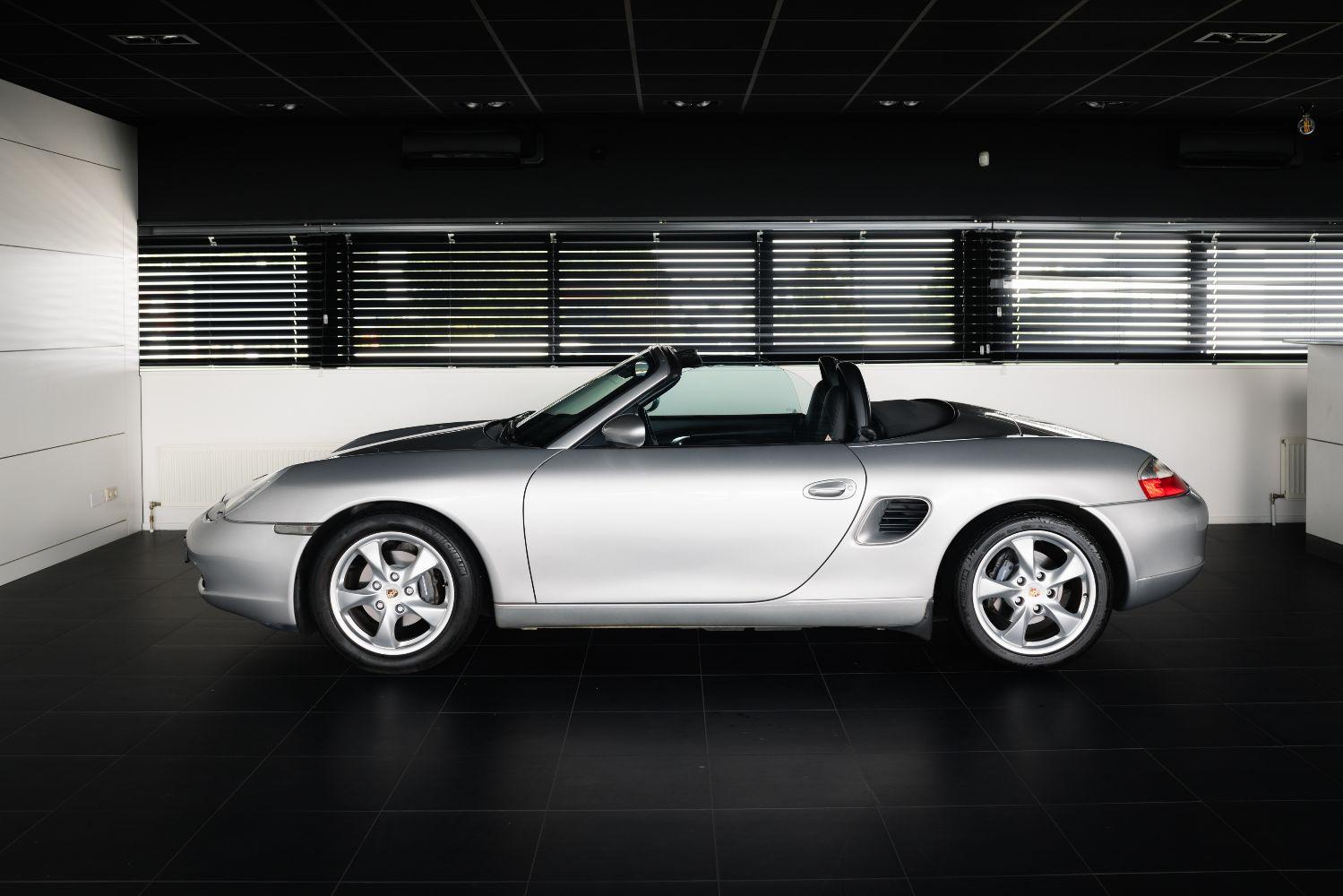 Porsche Boxster 2.7 Verkocht
