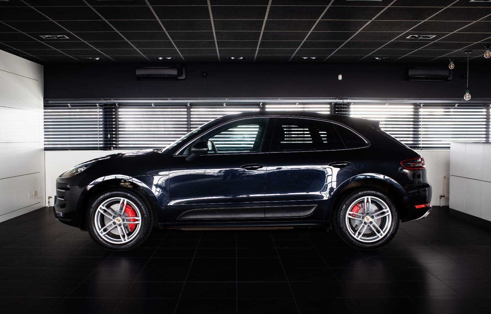 Porsche Macan Turbo Verkocht