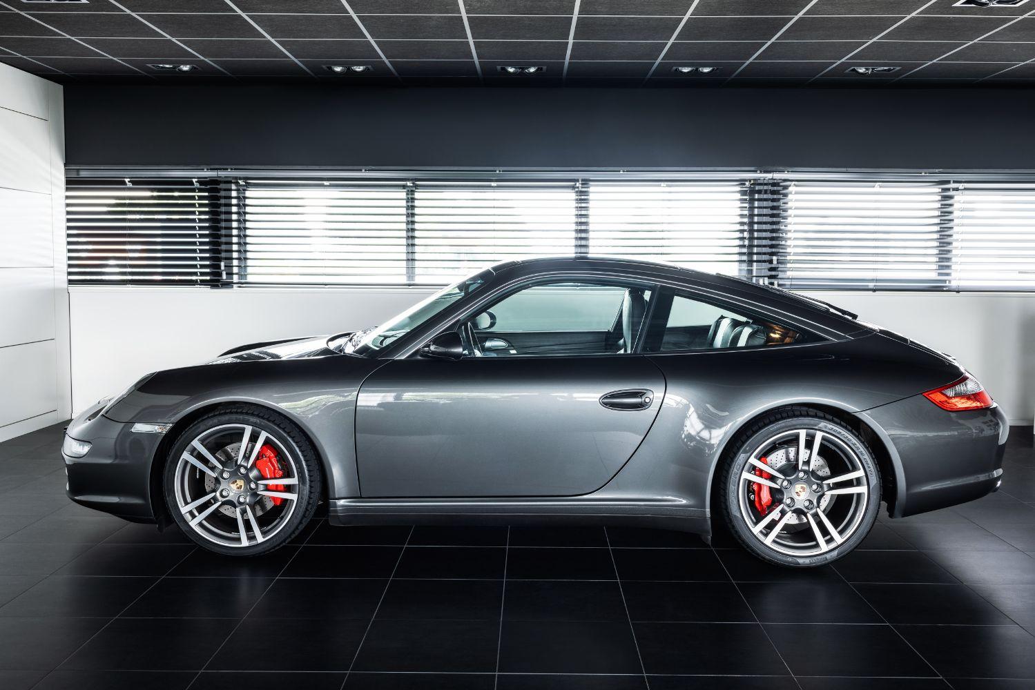 Porsche 997 4S Targa Verkocht